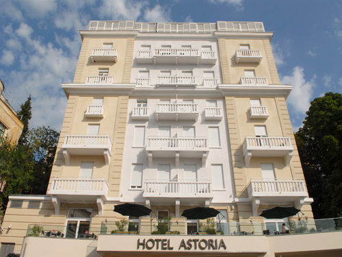 Smart europe travel for Design hotel opatija